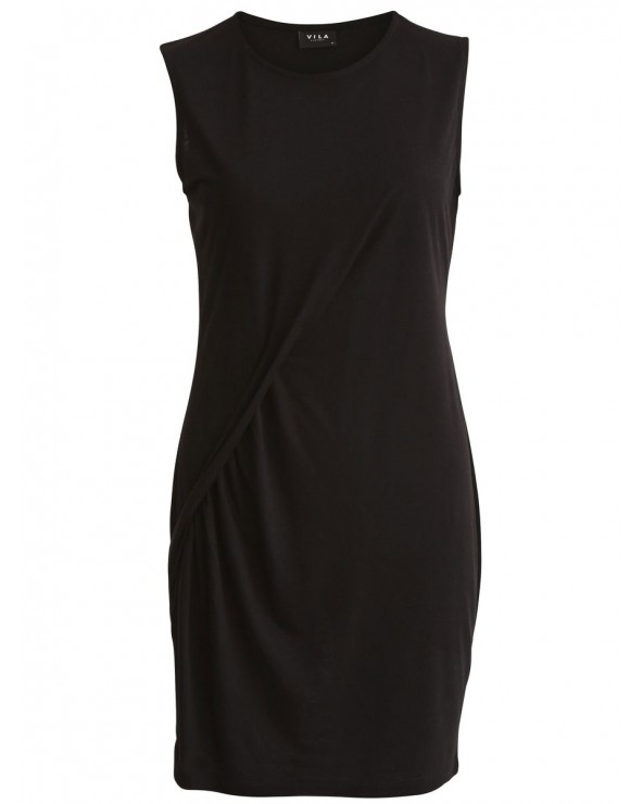 Vestido Vidraped Black