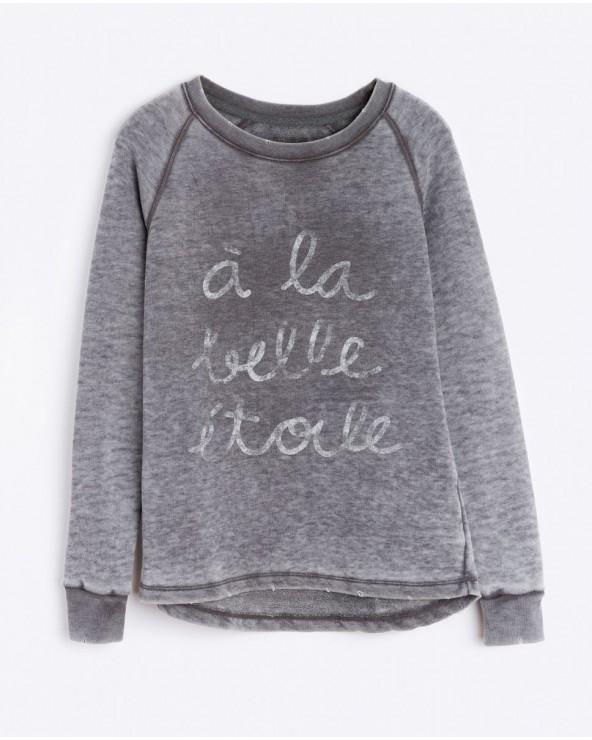 Sweatshirt TOD Grey AW0044
