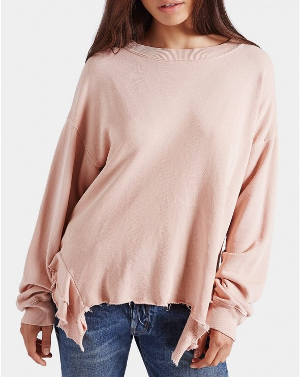 Sudadera The Slouchy Ruffle