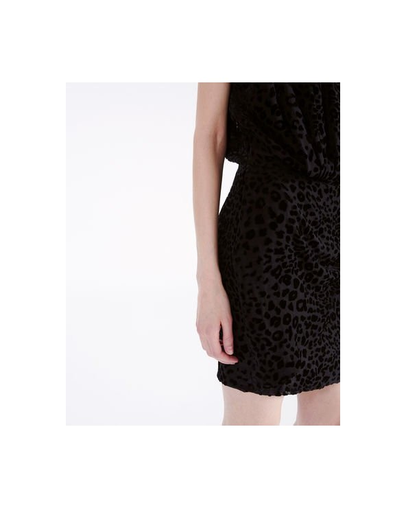 VESTIDO ESTAMPADO CLASH DRESS IRO
