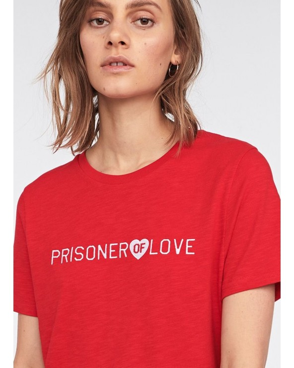 CAMISETA ZOE KARSSEN BOYFRIEND LOVE IS OUR RESISTANCE