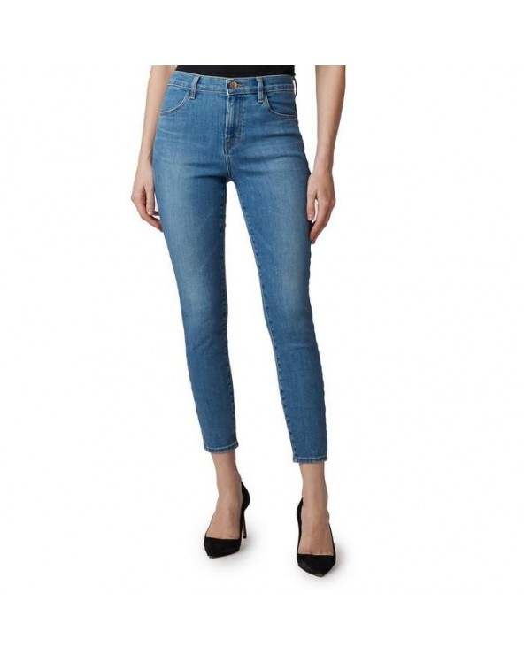 JEANS JBRAND ALANA HIGH-RISE CROPPED SKINNY