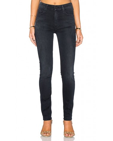JEANS MOTHER THE HW RASCAL ANKLE SNIPPET QUEEM