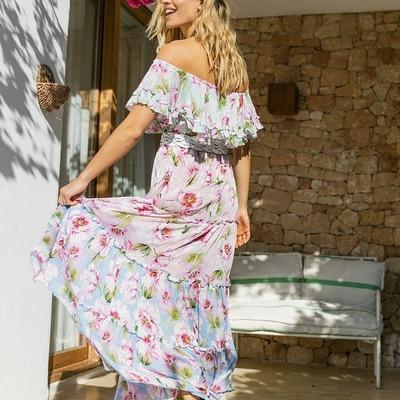 Atrapa las miradas con este maxi vestido de MISS JUNE ☀️  #missjunecoolthesack #missjunemadrid #missjune #coolthesack #availableonline