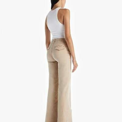 MOTHER New In 👖 Roller Prep nueva version del pantalon chino!  #motherjeansbrand #mothertshirts #motherjeansspain #coolthesack #madridmultibrandstore #onlinestore #multibrandonlineshop #newsspring