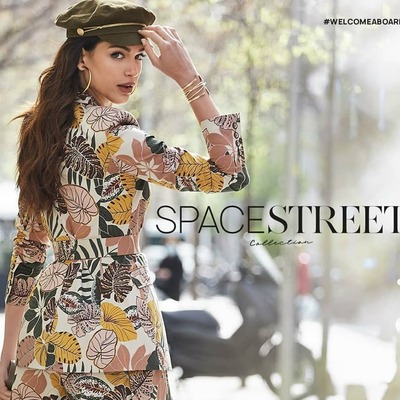 SPACE FLAMINGO by @pau_eche 💛 STREET COLLECTION  #spaceflamingo #spaceflamingomadrid #spaceflamingoonline #spaceflamingobypaulaechevarria #paueche #paulaechevarria #coolthesack #multibrandstore #spaceflamingomadrid #go