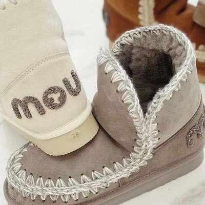 MOU BOOTS 💛⭐️  #mouboots #moubootsonline #moubootsspain #moubootsweb #moubootsstore #coolthesack #availableonline