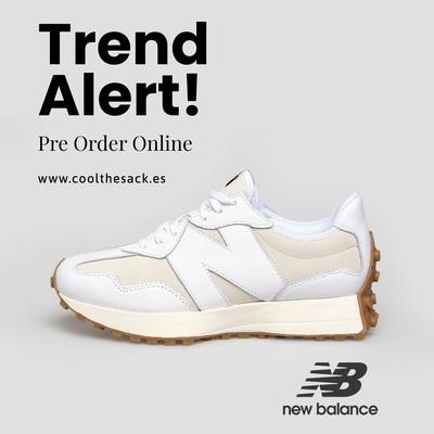 NEW IN NEW BALANCE 💛  El Best Seller 327 en nuevo color!  PRE ORDER NOW  #newbalance #newbalance327 #newbalanceonline #newbalancemadrid #newnow #coolthesackonline #multibrandstores #cool
