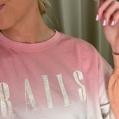RAILS 💘 Tie Dye Lovers  #rails #railseeuu #railsspain #railsonline #coolthesack #cool #multibrandstores #shoponline #go